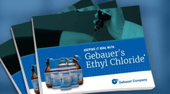 Keeping it Real with Gebauer's Ethyl Chloride