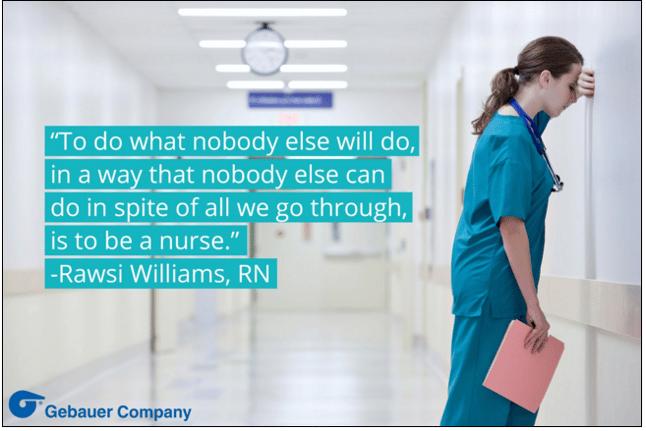 Nurse appreciation quote 4