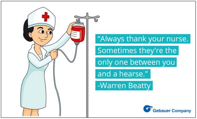 Nurse appreciation quote 6