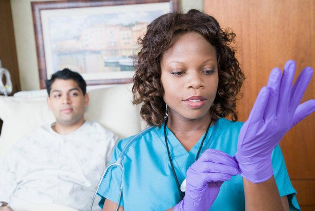 Nurses Enhance Hospital Patient Safety