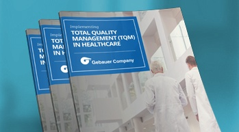 Total Quality Management (TQM) in Healthcare