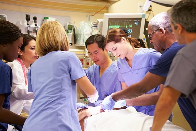 Nursing Staff Safety in the Emergency Department