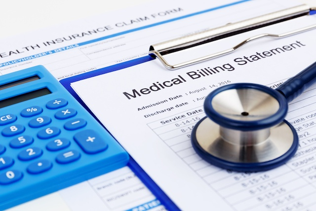 medical billing issues