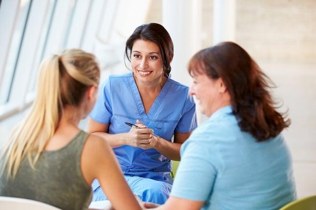 nurses patient experience