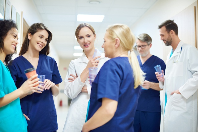 nursing job security