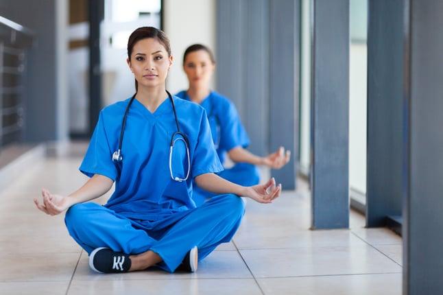 nursing self care