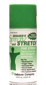 Spray and Stretch