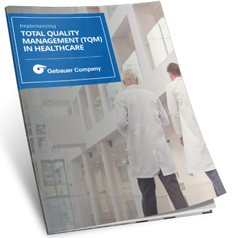Total Quality Management in Health Care