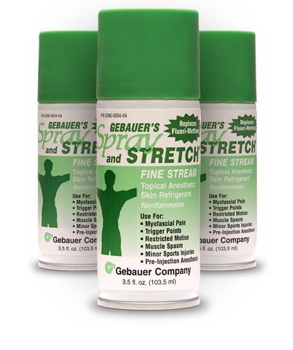 Gebauer's Spray and Stretch®